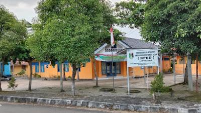 Awak Media Yang Sedang Menjalankan Tugas Di Usir Oleh Petugas Keamanan Kantor BPBD Lampung Timur