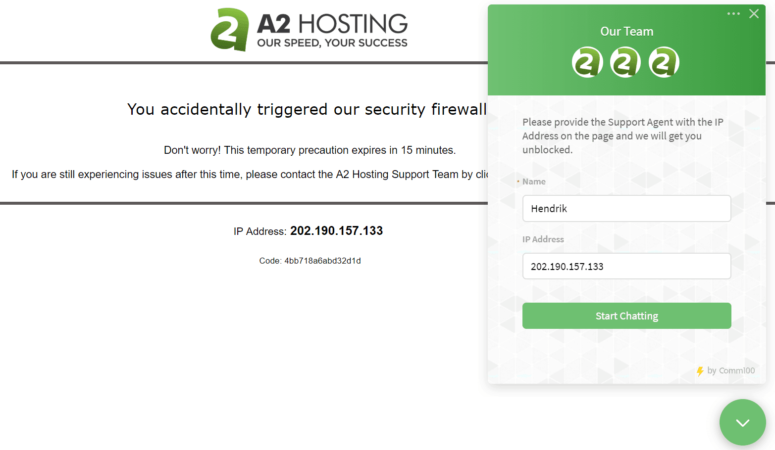 Follow the A2 Hosting features | best hosting