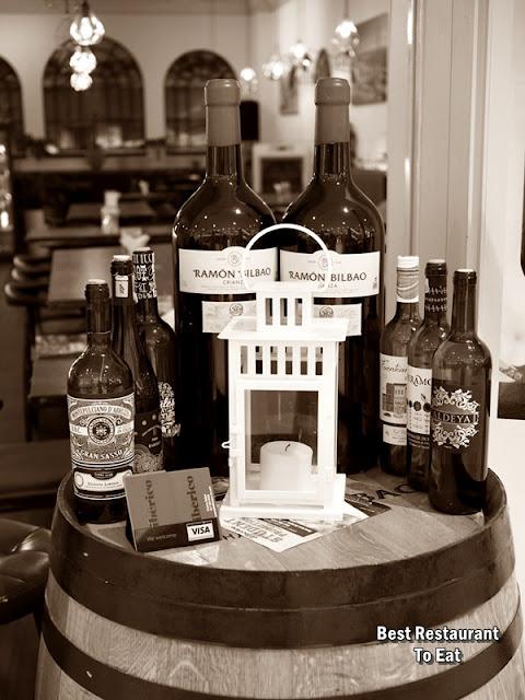 Spanish Wine and Beers