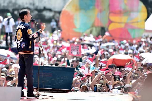 Jokowi 'Ngamuk' Di Yogyakarta Terkesan Depresi Tingkat Tinggi, Mentalnya Sudah Jatuh
