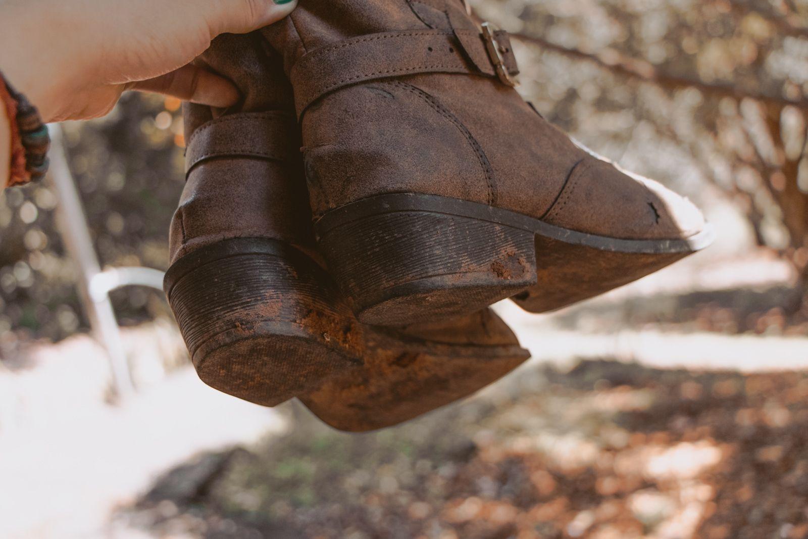 Ano Novo e a viagem de última hora dirty boots