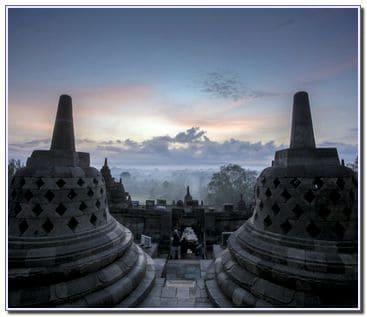 Alamat Candi Borobudur Magelang