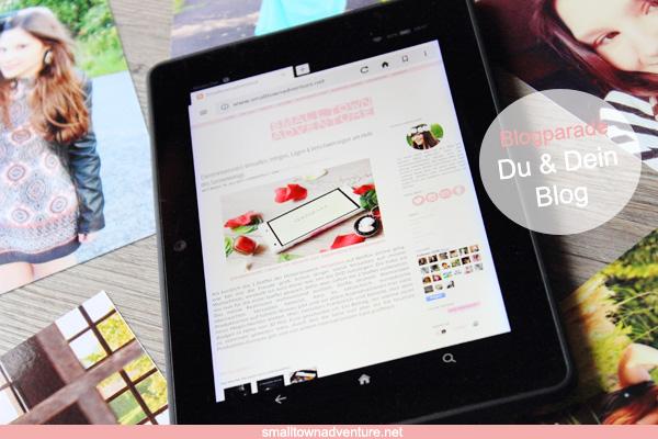 Blog Vernetzung, Blogparade, Du und Dein Blog, Blog Vorstellung
