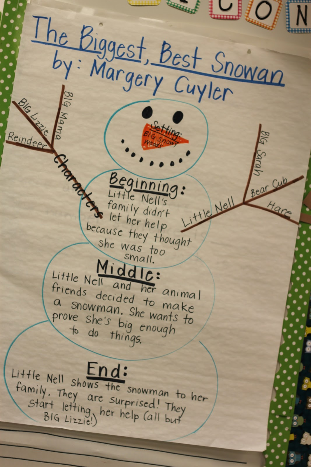 Simply Second Grade Let It Snow Please
