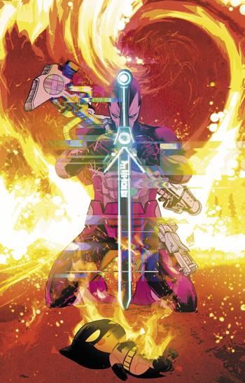 Mr. Miracle es un superhéroe y miembro de los Nuevos Dioses
