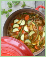 Weight Watchers Zero Point Garden Vegetable Soup