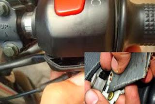 Electric Starter Motor Anda Rewel!!! Ini Loh, Cara Merawatnya