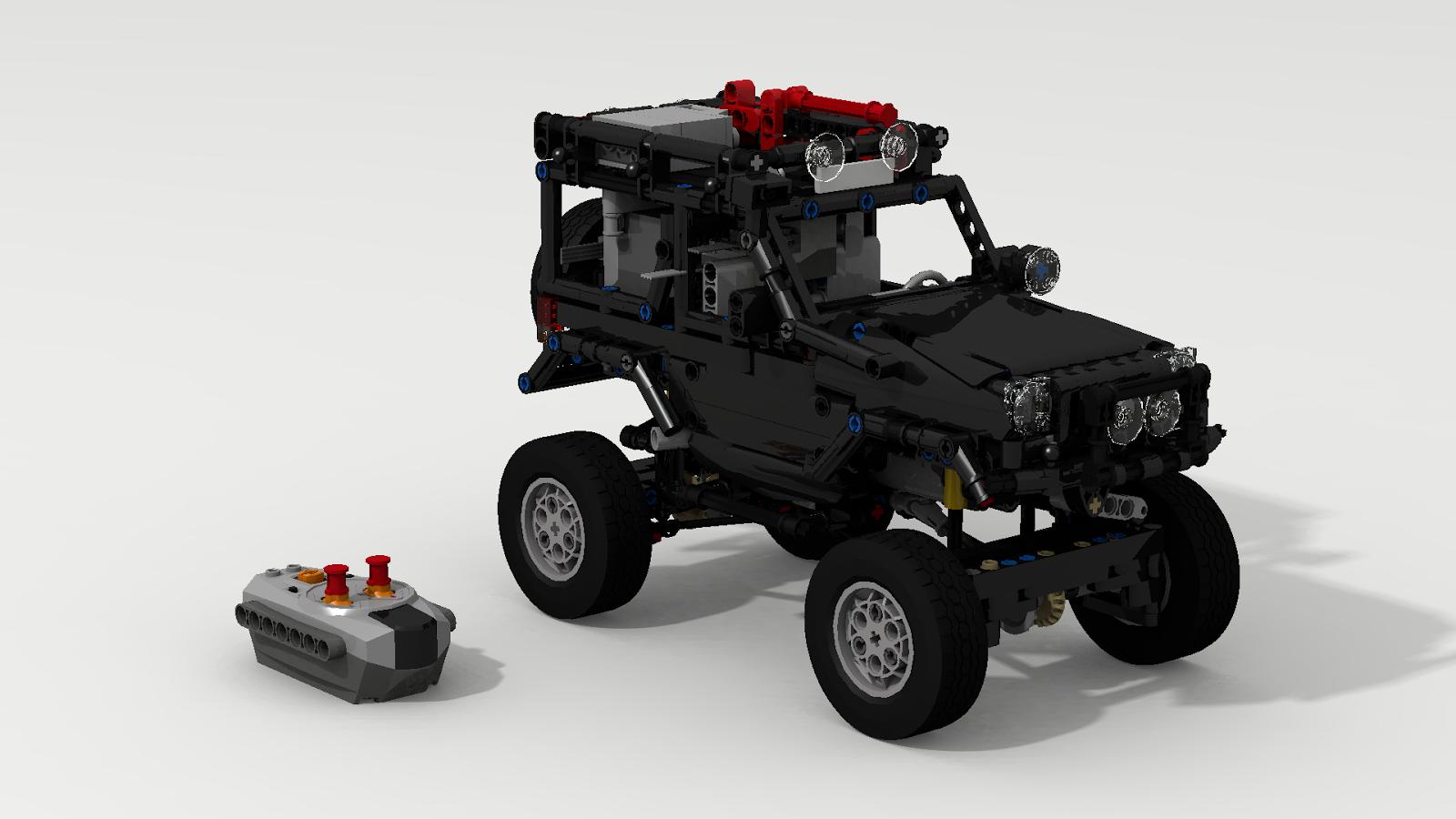 Filsawgood Lego Technic Creations Lego Technic Suzuki