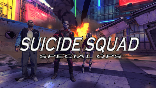 Download Game Suicide Squad