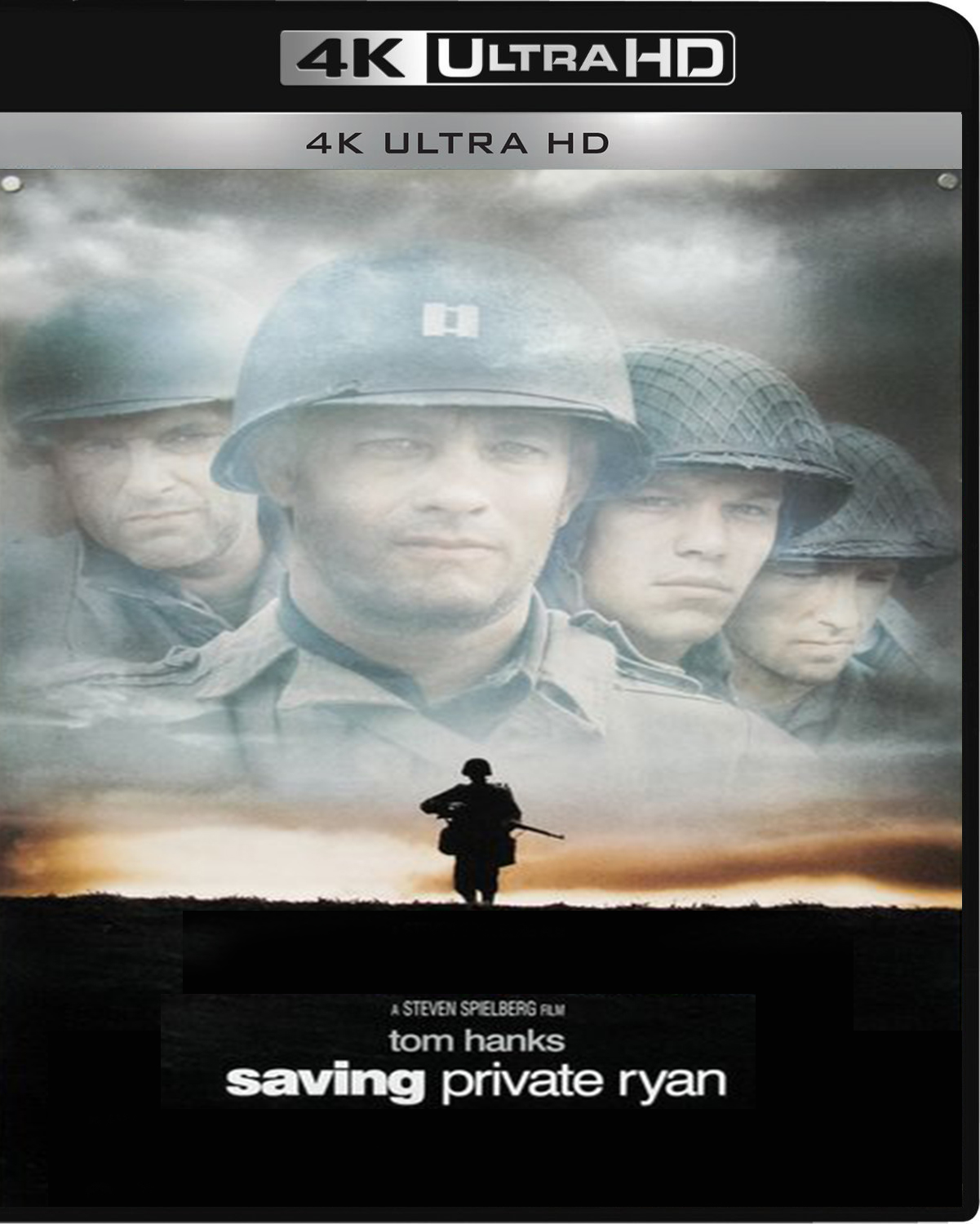 Saving Private Ryan [1998] [UHD] [2160p] [Latino – Castellano]