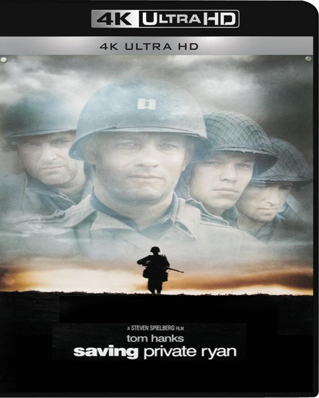 Saving Private Ryan [1998] [UHD] [2160p] [Latino – Castellano]