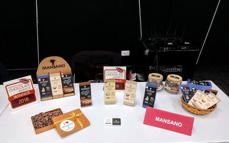 La historia de emprendimiento de Mansano Chocolates