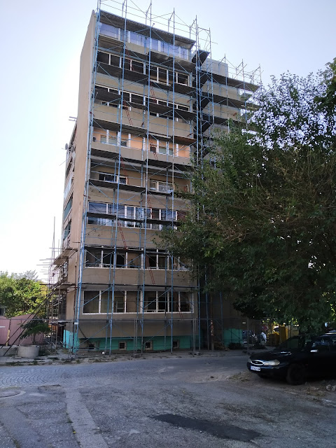 Facelift, Insulation, Yambol, Apartment Block,