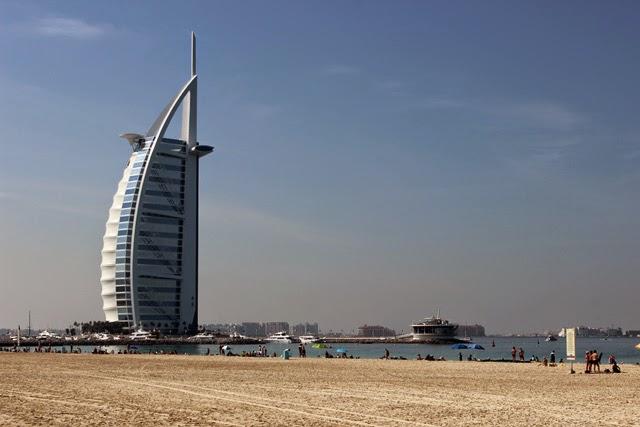 Burj Al Arab, el único hotel del mundo de 7 estrellas