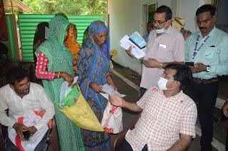 राज्य मंत्री स्वतंत्र प्रभार श्री कुशवाह ने सुनी जन समस्याएँ सात दिन में निराकरण के दिये निर्देश