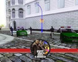 تحميل لعبة  GTA elmodhesh