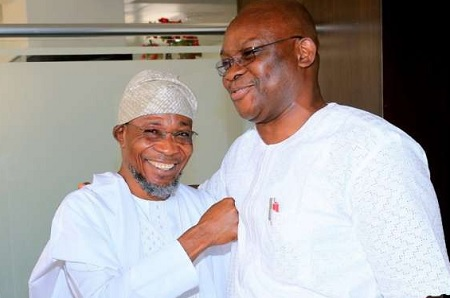 Fayose and rauf