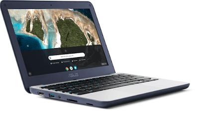 Asus Chromebook C202