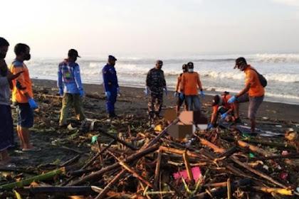 Mayat Pria Misterius Ditemukan Di Pantai Samas Bantul