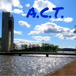 Cycling in the A.C.T