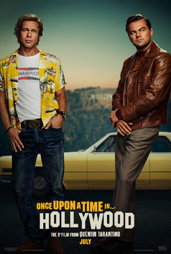 Once Upon a Time… in Hollywood (BRRip 1080p Dual Latino / Ingles) (2019)