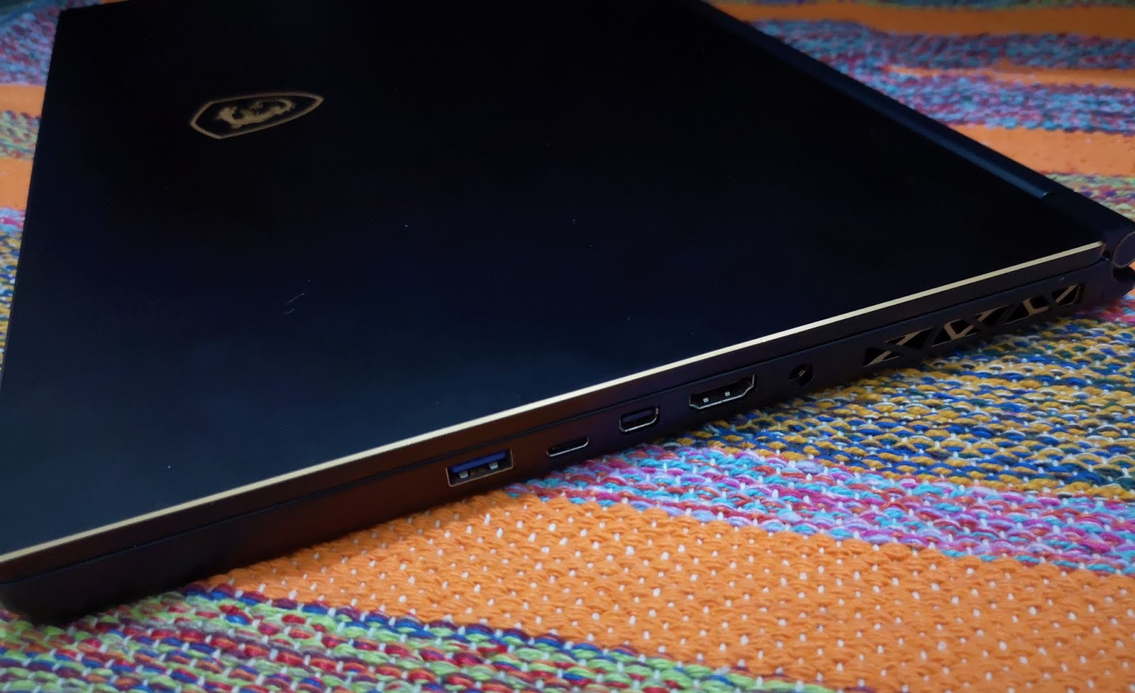 Noob's Guide: MSI GS65 Stealth Thin 8RF Review