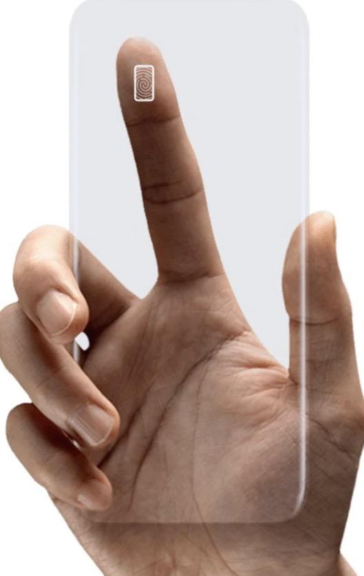 傳 2020 年 5G iPhone 12 導入螢幕下指紋辨識