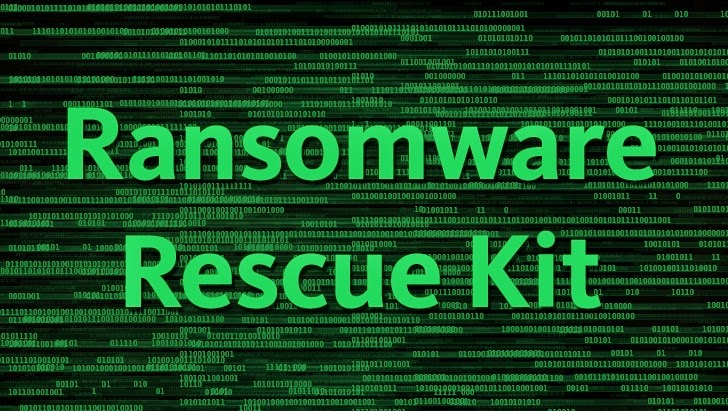 Free Ransomware Decryption and Malware Removal ToolKit