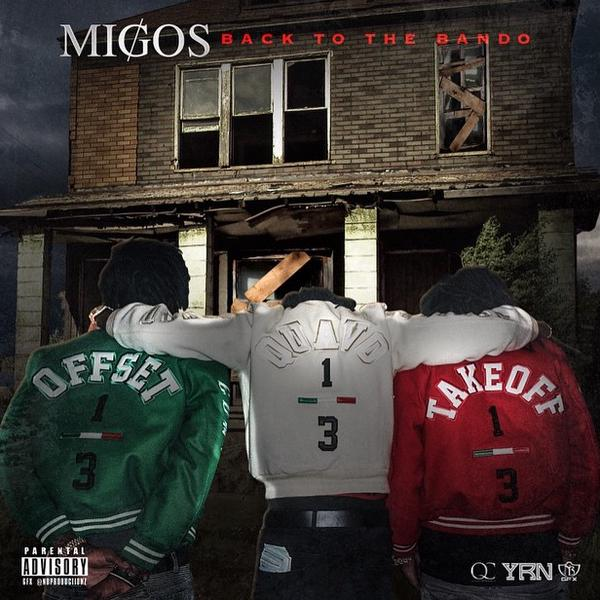 Migos - Back to the Bando Cover