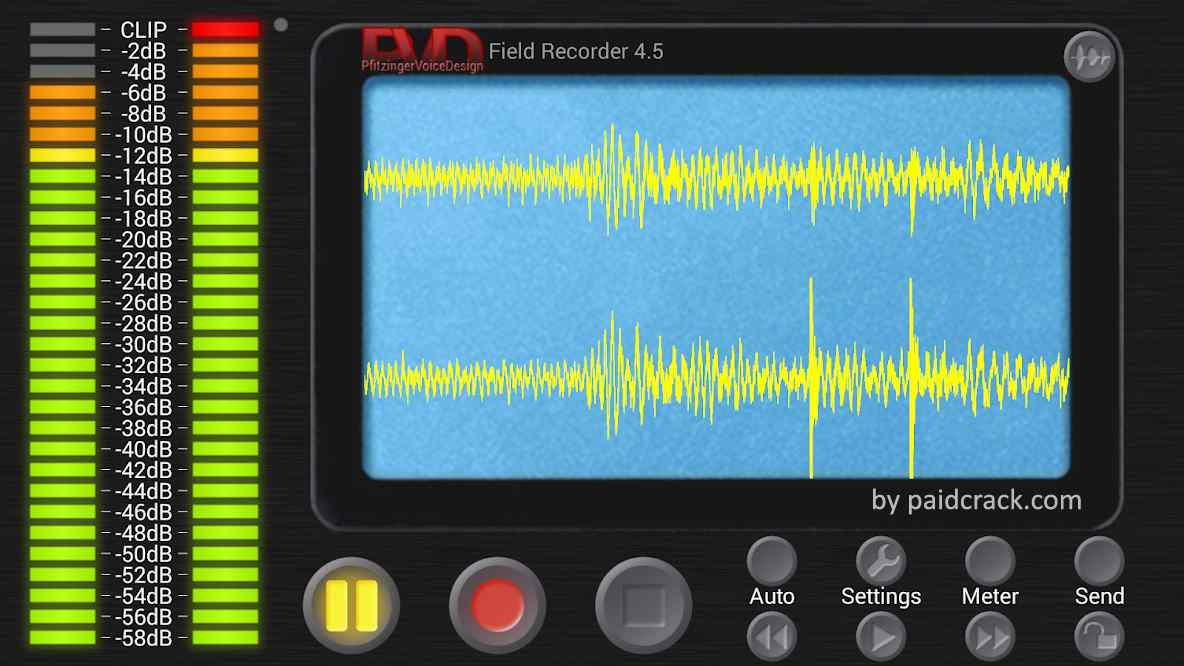 Field Recorder Mod Apk 9.5 [Paid]