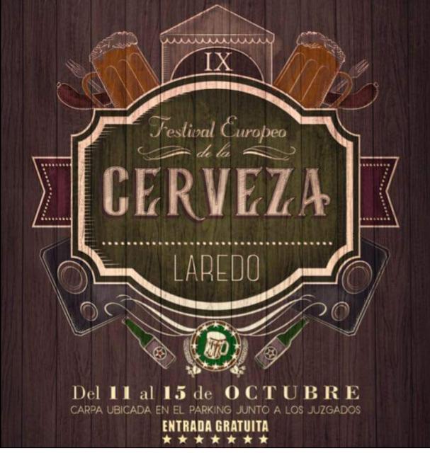 Festival Europeo de la Cerveza en Laredo 2019