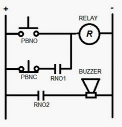 Rosedi S Blog Relay Latching Circuit