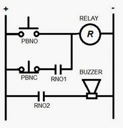 latching circuit ladder diagram