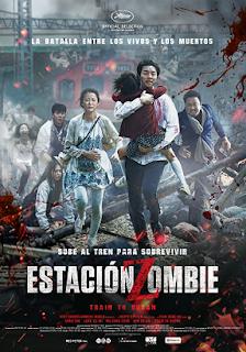 Estacion Zombie en Español Latino