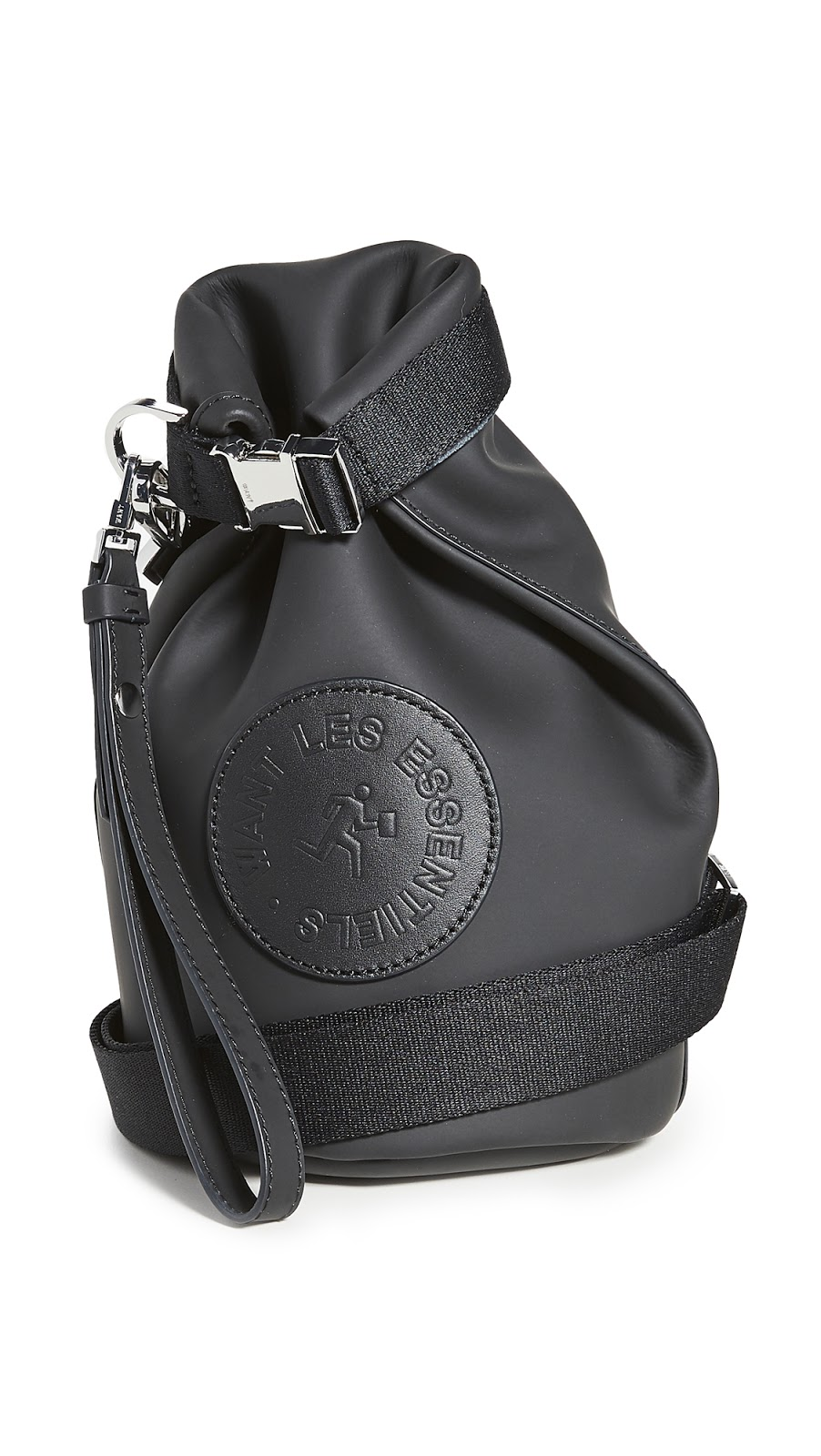 WANT Les Essentiels |Mini Epps Roll Top Bucket Bag