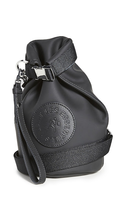 WANT Les Essentiels |Mini Epps Roll Top Bucket Bag