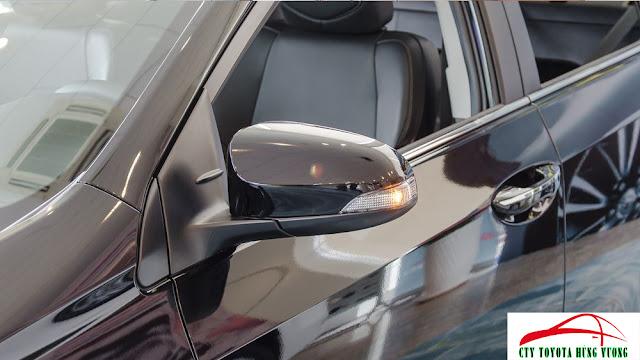Giá xe, thông số kỹ thuật và đánh giá chi tiết Toyota Corolla Altis 2018 - ảnh 10