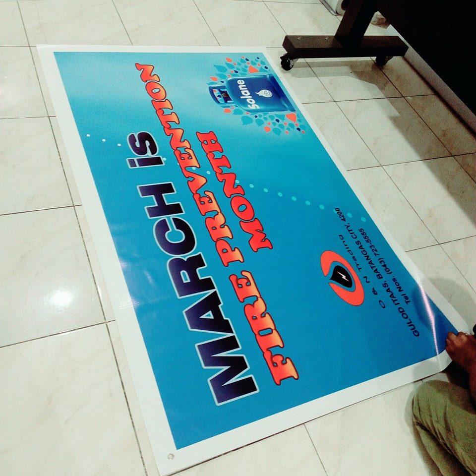 Stain art designs and prints tarpaulin fire prevention march is fire prevention tarpaulin batangas city stopboris Choice Image