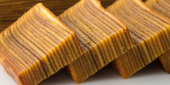 Cara Membuat Makanan Resep Dan Cara Membuat Kue Lapis Legit