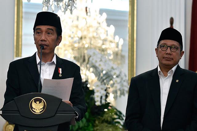 Optimalisasi Manfaat Zakat, Menag: Presiden Sudah Siapkan Keppres Zakat 2,5 Persen Bagi Aparatur Sipil Negara