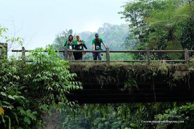 jembatan sipingit petungkriyono