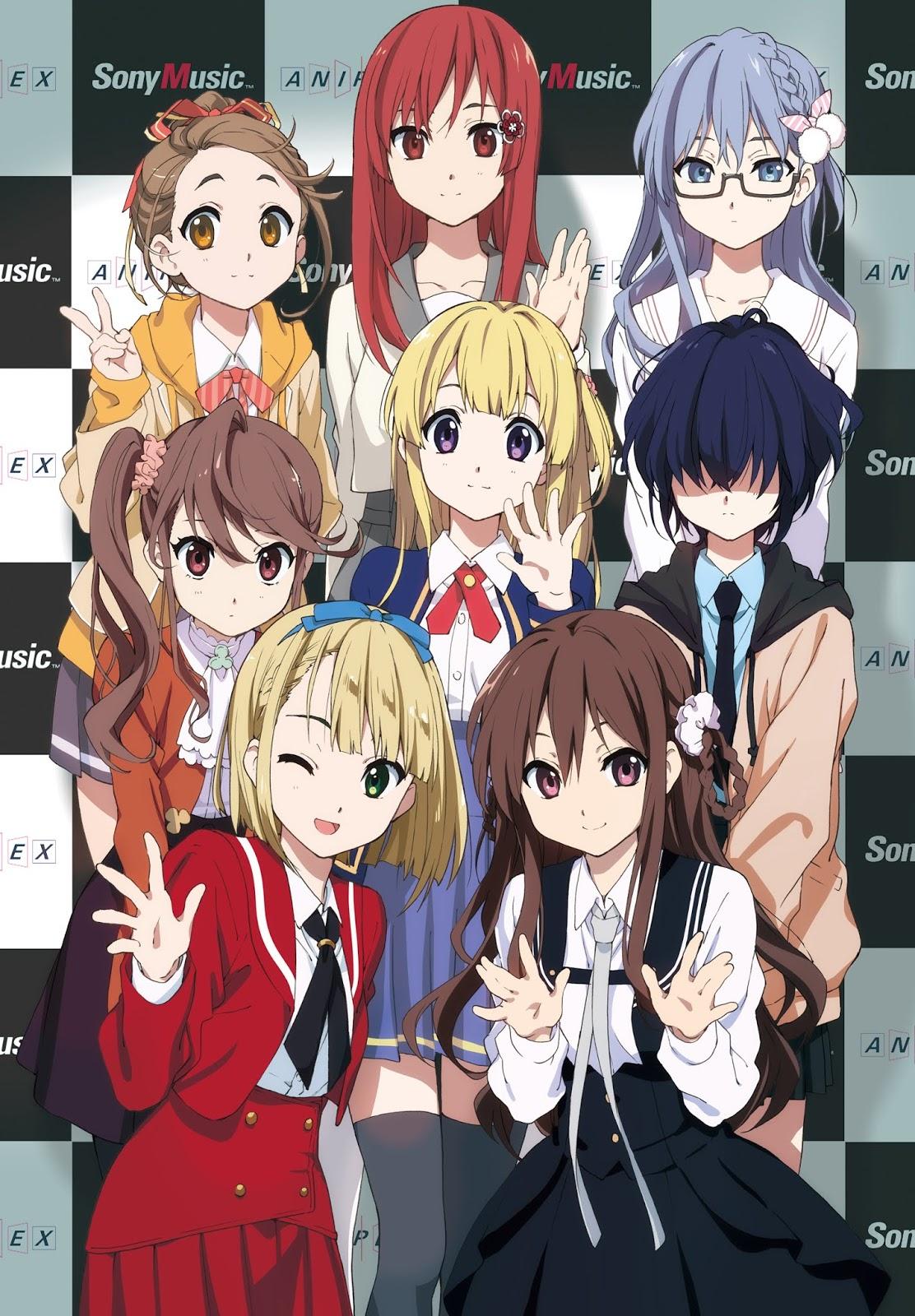 Anime 22/7