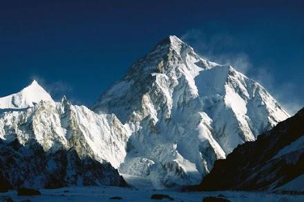 K2 (8611m) το δεύτερο ψηλότερο βουνό στη Γη