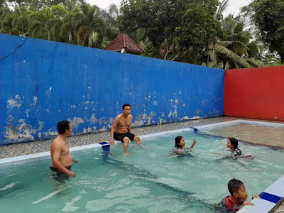 Jenis Kolam Sedang
