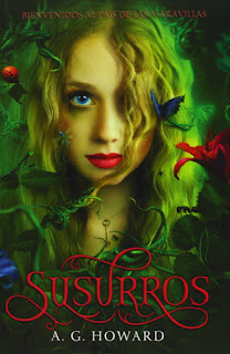 Susurros 1, A.G. Howard