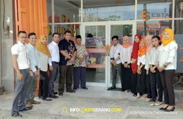 Lowongan Kerja Management Trainee, Marketing & Collection PT Esta Dana Ventura Cilegon & Serang