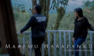 Lirik Lagu Andra Respati Feat Eno Viola-Maafmu Harapanku
