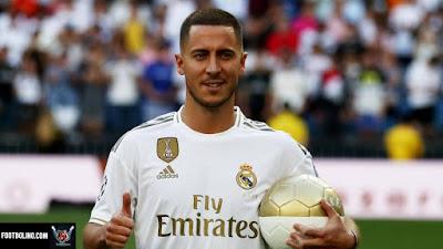 هازارد أبرز صفقات ريال مدريد