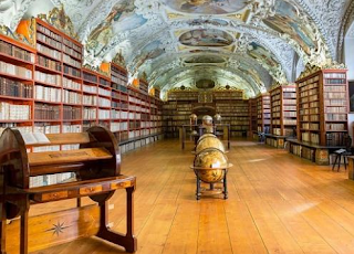 gambar 2 Perpustakaan Termegah Di Dunia