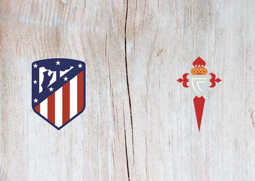 Atletico Madrid vs Celta Vigo -Highlights 08 February 2021